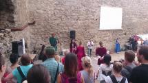 Lietavský hrad - Deň otvorených dverí