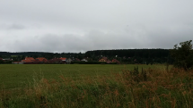 Pozdrav ze zataženého Česka