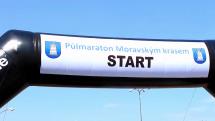 Půlmaraton Moravským krasem 2017 - Česká republika, Jihomoravský kraj