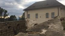 Hradby a priestor nádvoria hradu Ľubovňa - Lubovnianske múzeum