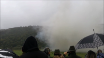 Rekonštrukcia bojov v Kalinove