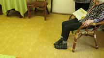 Najstaršia obyvateľka v domove dôchodcov na Slovensku je pani Pani Helena Majerová