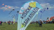 Nad Košicami na oblohe lietali šarkany, prišiel aj rekordný počet rodín