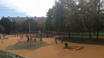 Nové ihrisko v Petržalke
