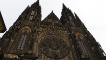 Európsky gotický unikát - katedrála svätého Vita na pražských Hradčanoch