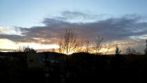 Ráno v Stupave