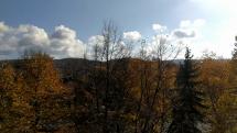 Oblaky nad Stupavou