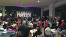 Celeste Buckingham na 16. narodeninách OC Atrium Dubeň v Žiline