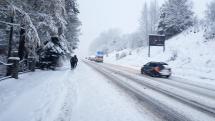 Sneženie v Brezne II.