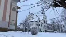 Vitaj pani Zima v Levoči.