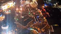 Vánoční trhy v Londýně 1