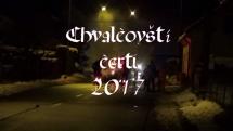 Chvalčovští čerti 2017