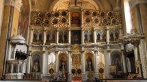 Tajomný kus látky v prešovskej katedrále