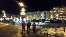 Banskobystrické vianočné námestie