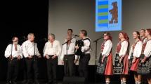 Pôvodné rusínske ľudové tradície a vianočné obyčaje - FS Barvinok Kamienka