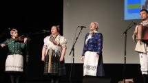 """Rusínska koleda v podaní úžasných speváčok ,, Servickej a Poráčovej""""."""