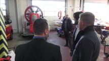 TB: Premiér R. Fico navštívil na Štedrý deň hasičov