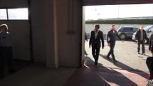 Premiér Robert Fico navštívil na Štedrý deň hasičov