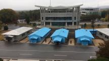 Demilitarizovaná zóna v Kórei