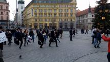 Švihlá chůze v Brně