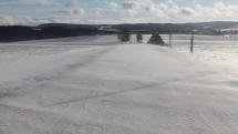 Sněhové jazyky na Vysočině, Olešnicko