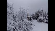 Odpolední cesta na Lysou horu v Beskydech
