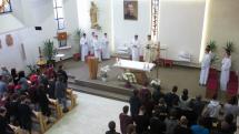 Koniec 1. polroka, odovzdávanie vysvedčení a oslava sviatku sv. Jána Bosca na SOŠ sv. Jozefa Robotníka