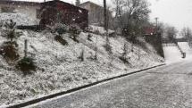 Cesta na Mariánsku horu v Levoči.
