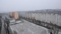 Sneženie Košice, 3.2.2018