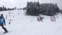 Ruzbašsky lyžiarsky kopec II.