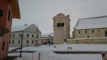 Zima v Spišskej Sobote