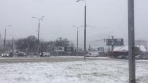 Patrónka Bratislava - zlý stav ciest