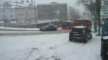 Dopravnã situácia Bratislavsky hrad