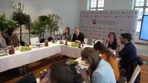 NRSR: Rekonštrukcia areálu Bratislavského hradu ide do finále