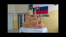 V obci Rovné majú nádhernú maketu kostola, zhotovená je v mierke 1:10
