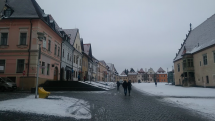 Bardejov-na Radničnom námestí