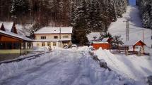 Dedinky - Dobšinská Maša, keď už nie je kam odhŕňať sneh