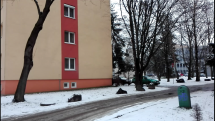 V nitre sneh