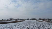 Oblačná streda na Záhorí - Stupava