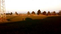 Zimné ráno v Zavare