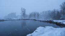 Najprv slniečko, nieskôr výdatné sneženie a poriadna zima