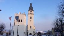 Mesto Spišská Belá - aktuálne počasie