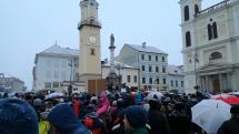 Banská Bystrica protest