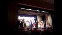 Vystúpenie súboru URPÍN z BB v rámci Medzinárodného gajdošského festivalu