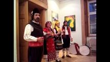 Medzinárodný gajdošský festival - vystúpenie gréckych gajdošov