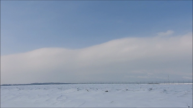 nízka oblačnosť okolo Tatier