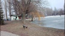 Z jazera klzisko