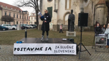 Postavme sa za slušné Slovensko v SI