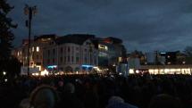hymna na proteste v žiline