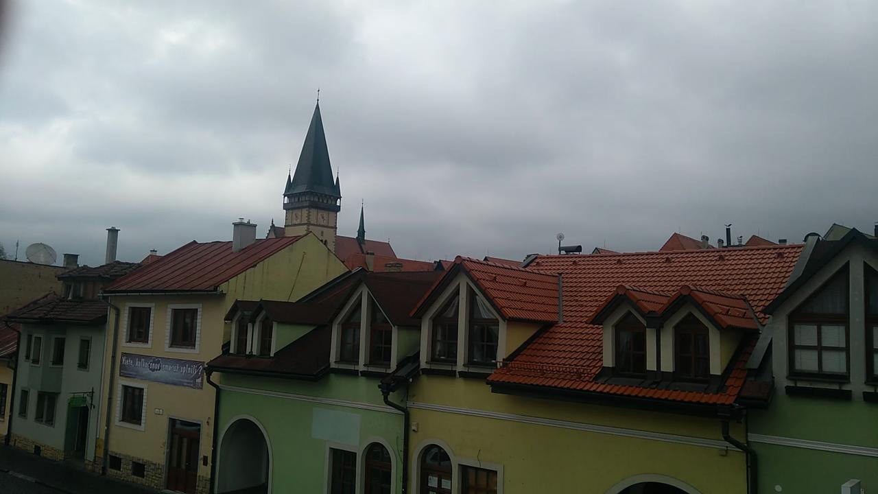 Bardejov pod mrakom